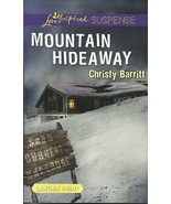 Mountain Hideaway Christy Barritt (Love Inspire... - $3.75