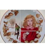 Collector Plate, Winter's Dream by Artist Glori... - $15.00