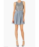 TopShop Embellished Bodice Dress Size 6 - $128.69