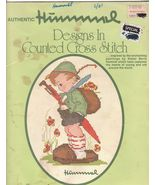 Authentic Hummel Cross Stitch Patterns Gloria a... - $5.99