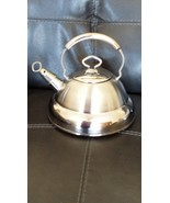 Culinary Essentials Whistling Tea Kettle 2.8 qt... - $24.97