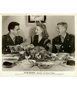 Julie Bishop Thanksgiving Turkey Servicemen War... - $9.99