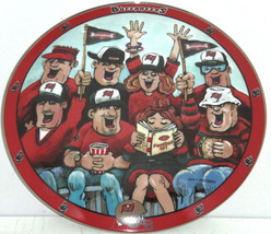 Tampa Bay Buccaneers First Date Collector Plate... - $49.95