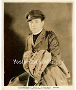 Monte Blue Recompense c.1925 Original Publicity... - $19.99