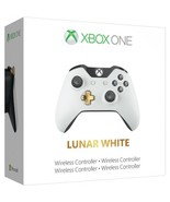 Xbox One Wireless Controller (Lunar White) - Mi... - $95.98