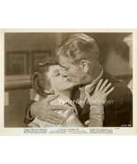 Ronald COLMAN lays a Wet one on SIGNE HASSO ORI... - $14.99