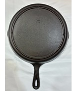 1950s 3 Notch Lodge 8 SK Cast Iron Skillet Cook... - $36.64