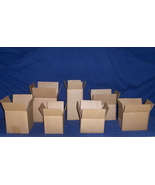 ULINE Mix Lot of 7 Corrugated Cardboard Packing... - $14.95
