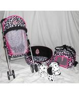 HAUCK Bella Beau 4 Piece Pet Stroller, Dog Bed,... - $74.95