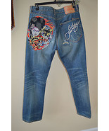 Ed Hardy Christian Audigier Geisha Kiss of Deat... - $87.71