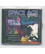 CD Space Age Multimedia Space Adventure Encyclo... - $15.99