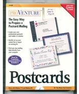 Software Postcards CD Create Your Own Postcards  - $18.99