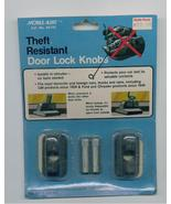 Automobile Door Lock Knobs  Theft Resistant  - $5.00