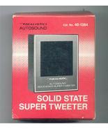 Super Tweeter Solid State Realistic 40-1384 Au... - $13.00