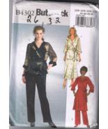 Butterick B4302 Women's Top Tunic Skirt Pants -... - $5.00