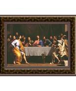 Last Supper, Religious Christian Fine Art Count... - $39.00