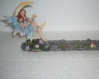Image 2 of Fairy Moon Incense Holder