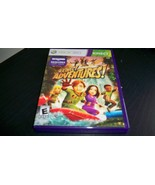 Xbox 360 Kinect Adventures Video Game