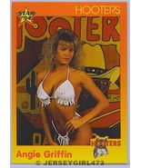 Angie Griffin 1994 Hooters Card #62 - $1.00