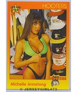 Michelle Armstrong 1994 Hooters Card #99 - $1.00