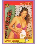 Cindy Scherr 1994 Hooters Card #85 - $1.00