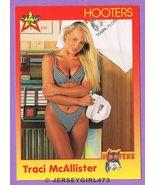 Traci McAllister 1994 Hooters Card #86 - $1.00