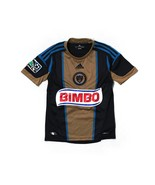 Boy Youth Adidas Bimbo MLS Soccer Philadelpha U... - $26.72