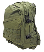 Tactical 3D Backpack Lined Survival Hiking Pack... - $38.60