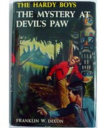 Hardy Boys Mystery at Devil's Paw 1st Edition 1... - $36.00