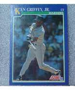1991 Score Ken Griffey JR Mariner CF Baseball C... - $1.87