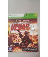 Tom Clancy's Rainbow Six Vegas 2 xbox 360/ONE g... - $9.99