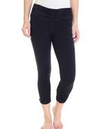 Sz 8 EUC Lululemon Black Crop Capri Leggings w/... - $59.40