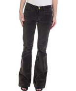 Sz 25 MiH Jeans Chocolate Brown Velvet The Marr... - $62.37
