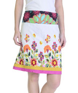 6/40 Desigual Multi-Color Embroidered Front And... - $47.52