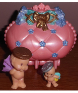 * Kenner Fairywinkles TREASURE PURSE w/ Fairy W... - $15.00
