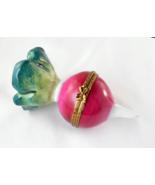 Limoges Box - Radish - Turnip - Root Vegetable ... - $85.00