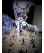 *RARE* INARI KITSUNE JAPANESE 9-TAILED WHITE FO... - $109.99