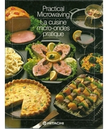 Practical Microwaving Hitachi Hard Cover Cookbo... - $4.99