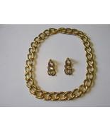 Classic Look Retro / Vintage Monet Gold Toned C... - $15.00