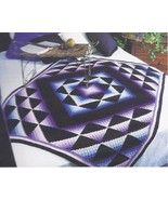 RARE~Annie's Ultimate Book of Quilt Afghans~Amish Star - $47.99