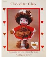 Dumplin Designs Chocolate Chip Crochet Pattern ... - $6.25