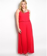 Sexy Blue or Red Party Cruise Maxi Romper Jumps... - $36.99