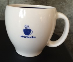 Starbucks Coffee Mug Blue Abbey Barista Series ... - $17.37