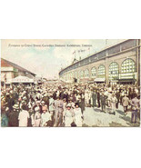 Canadian Exhibition the Grandstand Post Card - $6.00