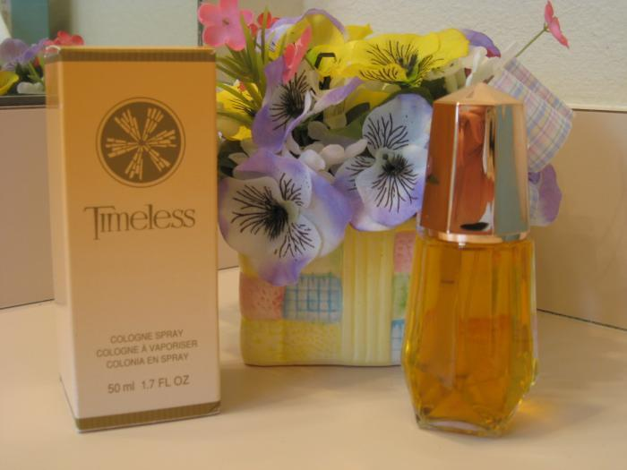 Timeless Avon Perfume Fragrance Cologne Spray 1.7 fl oz Full Size Bottle New