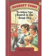 The Bobbsey Twins Search In The Great City Laur... - $4.99