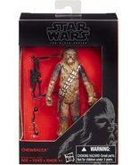 Star Wars The Black Series Chewbacca 3.75 in ex... - $15.95