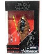 Star Wars Luke Skywalker Jedi Knight The Black ... - $15.95