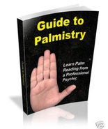 Guide to Learn PALMISTRY &HANDWRITING eBook - $1.49