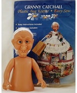Fibre Craft Granny Air Freshener Doll with Gran... - $47.00